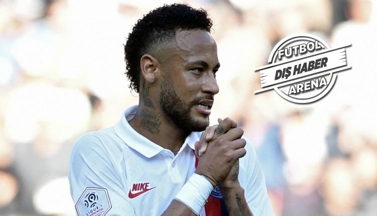 CAS'tan Neymar kararı! Galatasaray maçında yok
