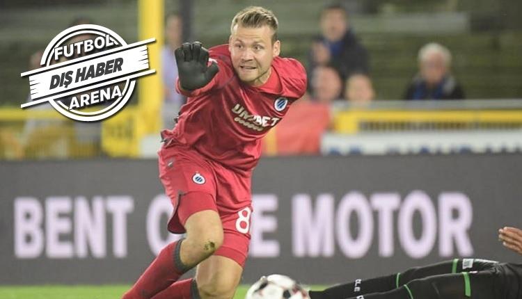 Club Brugge'da Mignolet Galatasaray maçı öncesi iddialı