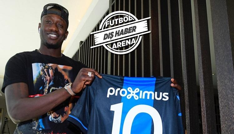Diagne'nin Club Brugge'a gitmesi Beşiktaş'ın da planlarını bozdu
