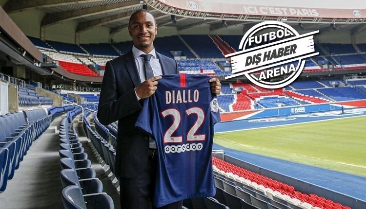 Diallo'dan Galatasaray sözleri: 'Çok merak ediyorum'