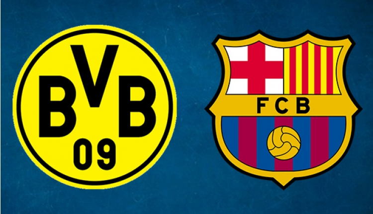 Dortmund - Barcelona beIN Sports 2 HD canlı izle