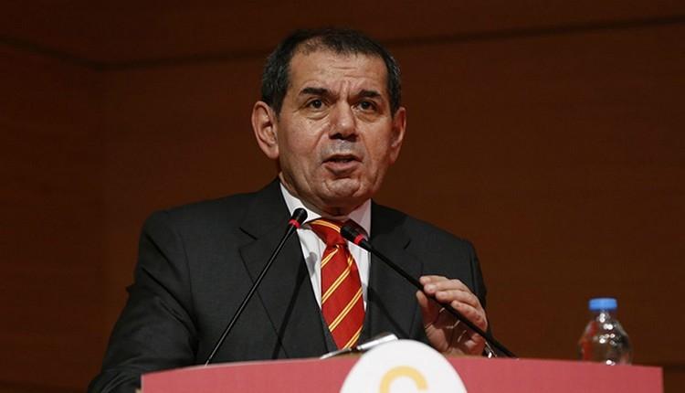 Dursun Özbek'ten Mustafa Cengiz'e: 'Mazeret değil, iş yap'