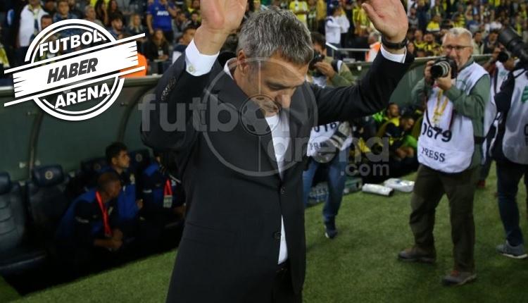 Ersun Yanal'dan Galatasaray derbisi öncesi ilk sözler
