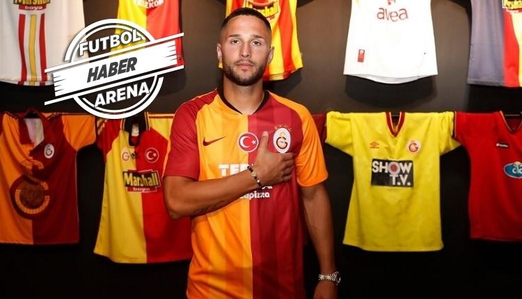 Fatih Terim'in PSG maçı öncesi Florin Andone planı
