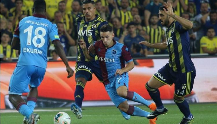 Fenerbahçe 1-1 Trabzonspor beIN Sports maç özeti (İZLE)
