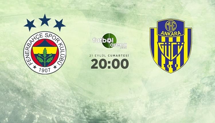 Fenerbahçe - Ankaragücü canlı izle, Fenerbahçe - Ankaragücü şifresiz izle (Fenerbahçe - Ankaragücü beIN Sports canlı ve şifresiz İZLE)
