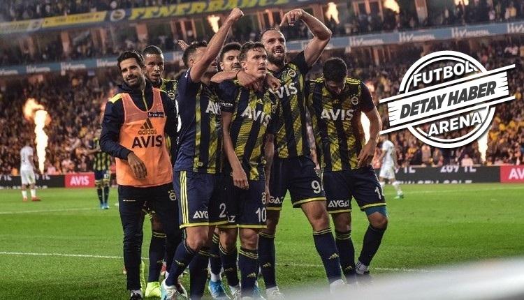 Fenerbahçe istatistiklerde zirvede! Ligin en iyisi