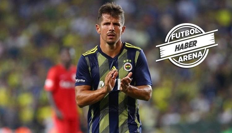 Fenerbahçe'de Emre Belözoğlu, Alanya maçında yok