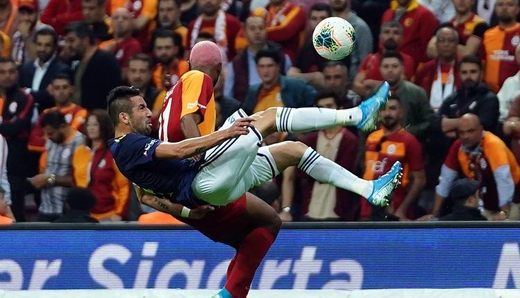Fenerbahçeli Isla'nın sakatlığında son dakika