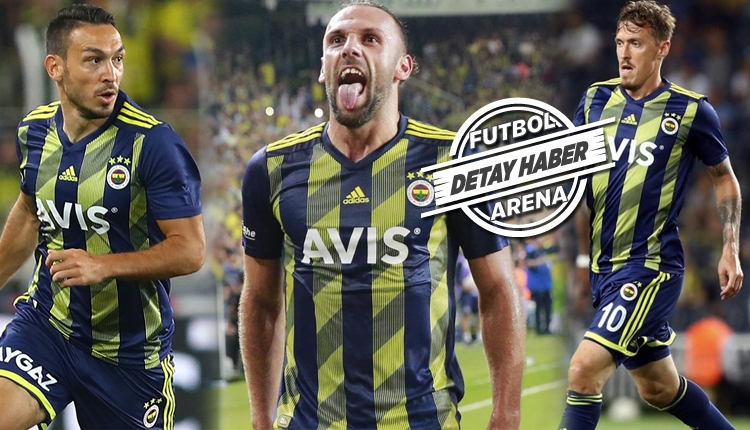 Fenerbahçe'nin 10 yıllık transfer raporu! Forvete harcanan para