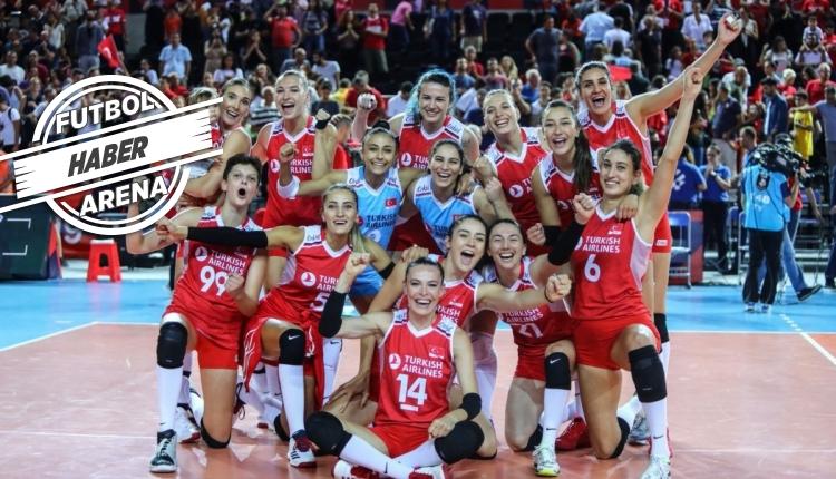 Filenin Sultanları finalde! (Türkiye 3-1 Polonya)