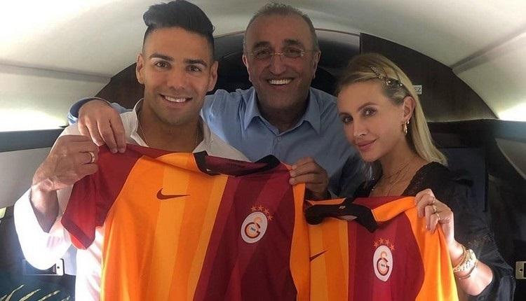 Radamel Falcao, İstanbul'da!