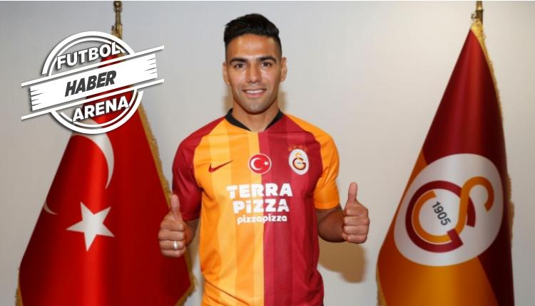 Galatasaray, Falcao'yu KAP'a bildirdi! İşte maliyeti