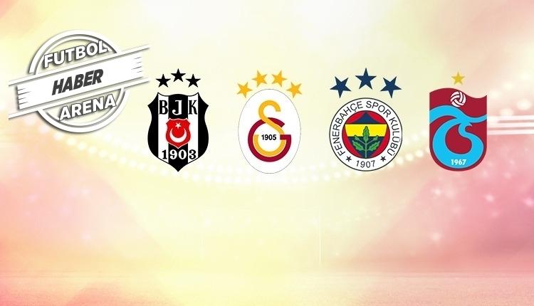 Galatasaray, Fenerbahçe, Beşiktaş ve Trabzon'un toplam borcu