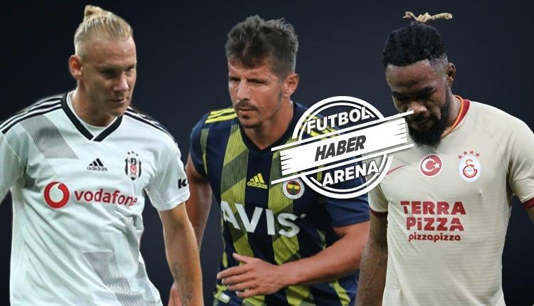 Galatasaray, Fenerbahçe ve Beşiktaş İstanbul dışında kayıp