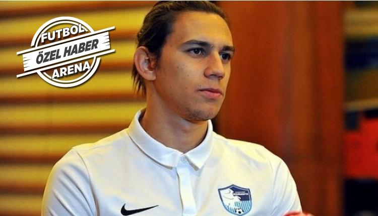 Taylan Antalyalı Galatasaray'da! FutbolArena'ya konuştu
