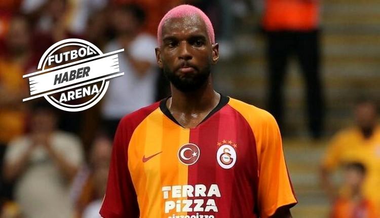 Galatasaray'da Babel ile özel görüşme