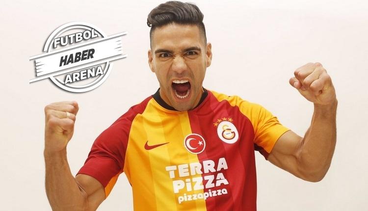 Galatasaray'da Falcao ürünlerinden beklenen ciro