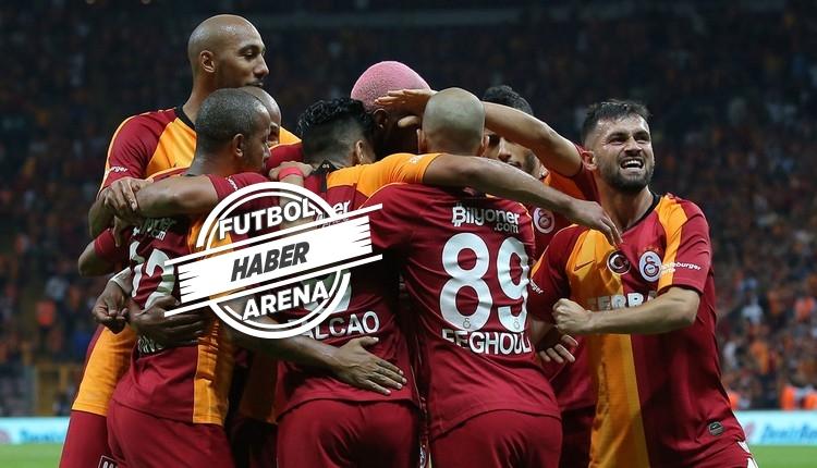 Galatasaray'da Fenerbahçe derbisine özel prim