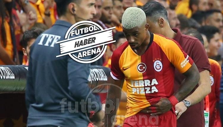 Galatasaray'da Lemina şoku! Oyundan çıkma sebebi