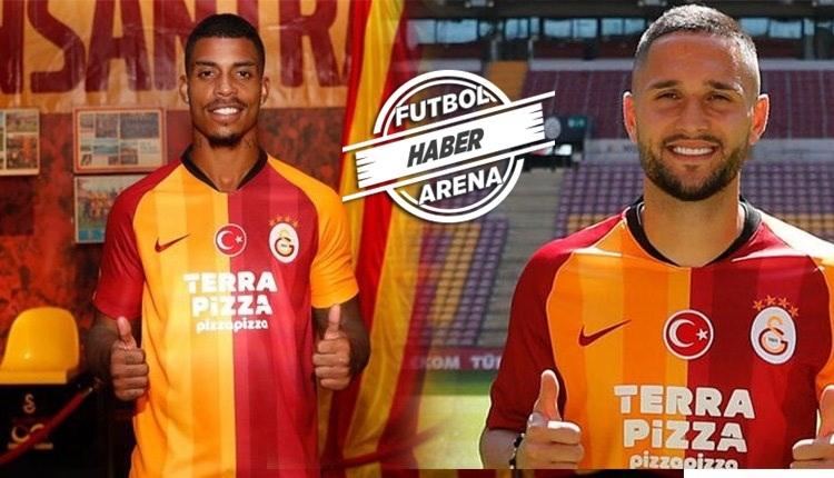 Galatasaray'da Lemina ve Andone'nin lisansı çıktarıldı mı?