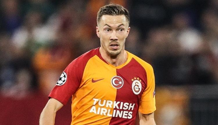 Galatasaray'da Martin Linnes, Kasımpaşa'ya kiralandı