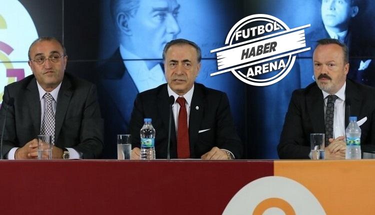 Galatasaray'da takıma 6 milyon euroluk ödeme