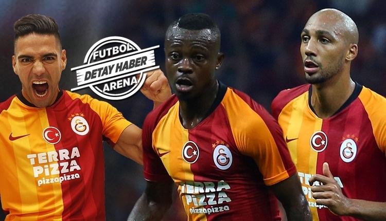 Galatasaray'ın 10 yıllık transfer raporu! En çok harcanan bölge
