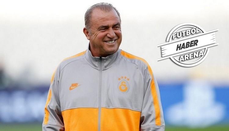 Galatasaray'ın derbi 11'i nasıl olacak? Fatih Terim'in planı