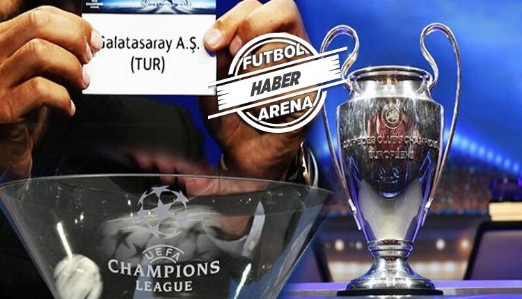 Galatasaray'ın Şampiyonlar Ligi'ndeki ilk maç skorları