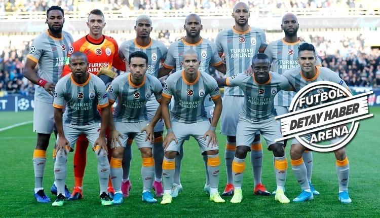 Galatasaray'ın Şampiyonlar Ligi'ndeki şanssızlığı