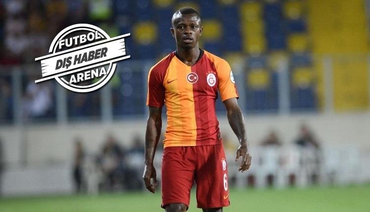 Galatasaraylı Seri'den eski kulübü Nice'e usulsüzlük davası