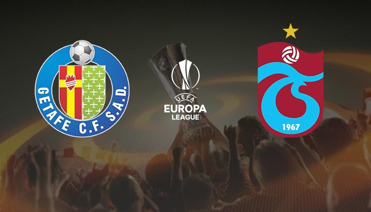 Getafe - Trabzonspor canlı izle, Getafe - Trabzonspor şifresiz izle (Getafe - Trabzonspor beIN Sports canlı ve şifresiz İZLE)