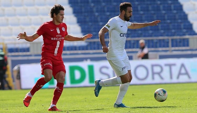 Kasımpaşa 3-0 Antalyaspor, beIN Sports maç özeti ve golleri (İZLE)