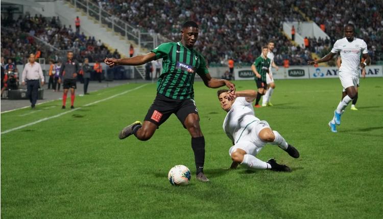 Konyaspor 1-0 Denizlispor maç özeti ve golleri (İZLE)