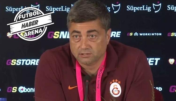 Levent Şahin'den Fenerbahçe derbisi mesajı: 'Böyle olmayacak'