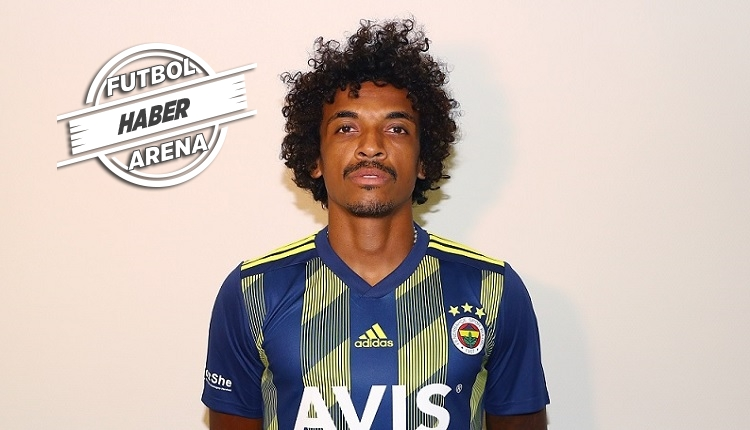 Luiz Gustavo Fenerbahçe'de: 'Çok büyük bir camiaya geldim'