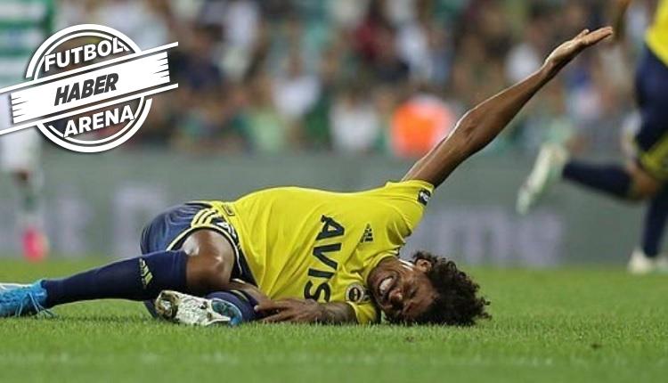 Luiz Gustavo'nun sakatlığı ciddi mi? Sağlık durumu