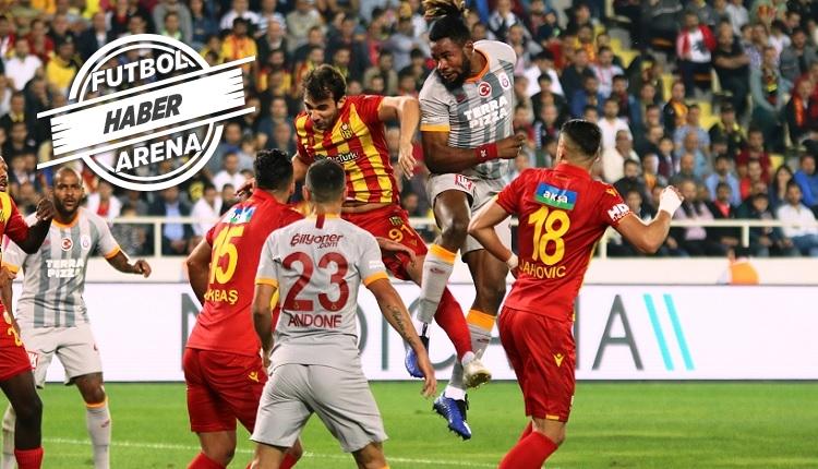 Galatasaray Malatya'da kayıp! 'Geçen seneki oyun gücü yok'