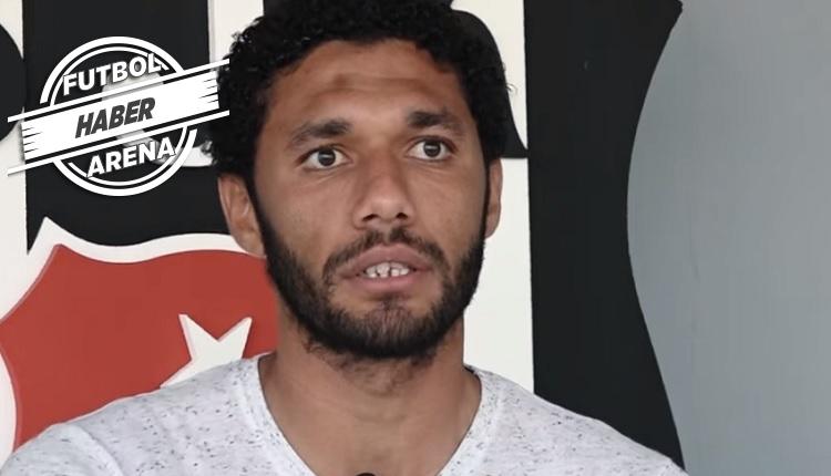 Mohamed Elneny'nin 'Neden Beşiktaş?' sorusuna cevabı