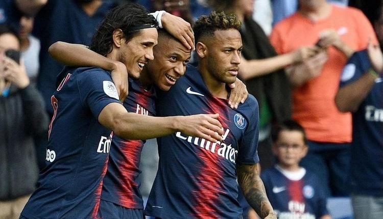 PSG'nin Galatasaray maçı kadrosu açıklandı! Neymar, Cavani