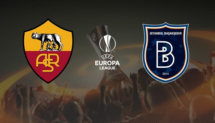 Roma - Başakşehir canlı izle, Roma - Başakşehir şifresiz izle (Roma - Başakşehir beIN Sports canlı ve şifresiz İZLE)