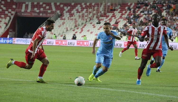 Sivasspor 1-1 Gazişehir maç özeti ve golleri İZLE