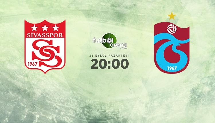 Sivasspor - Trabzonspor canlı izle, Sivasspor - Trabzonspor şifresiz izle (Sivasspor - Trabzonspor canlı ve şifresiz maç İZLE)