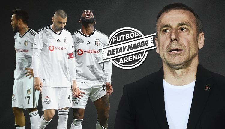 Son 39 yılın en kötü Beşiktaş'ı! Abdullah Avcı en az puan alan hoca