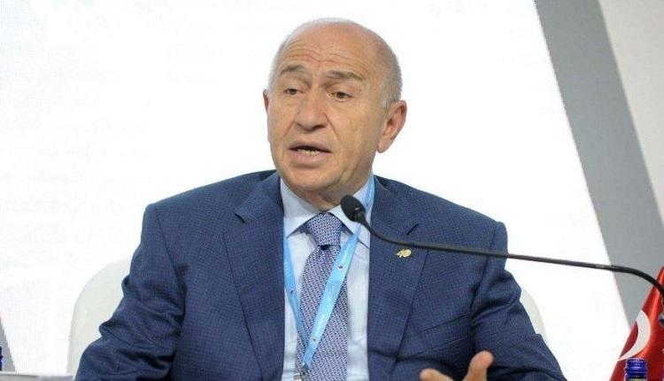 TFF Başkanı Nihat Özdemir: 'Daha işimiz bitmedi'