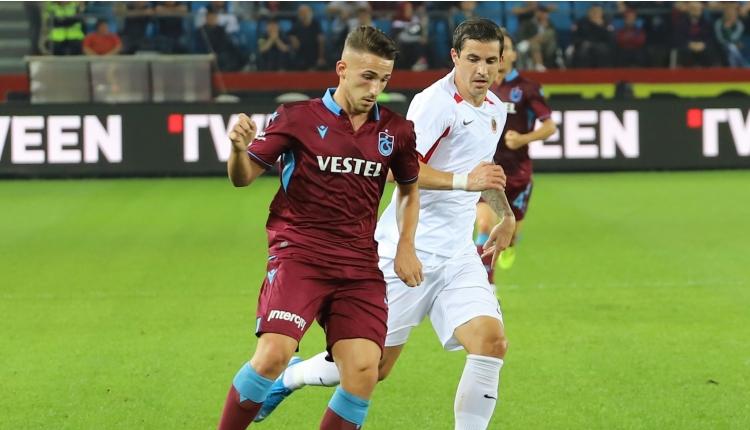 Trabzonspor 2-2 Gençlerbirliği maç özeti ve golleri (İZLE)