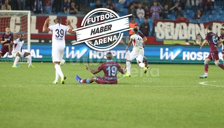 Trabzonspor cephesinden hakem isyanı: