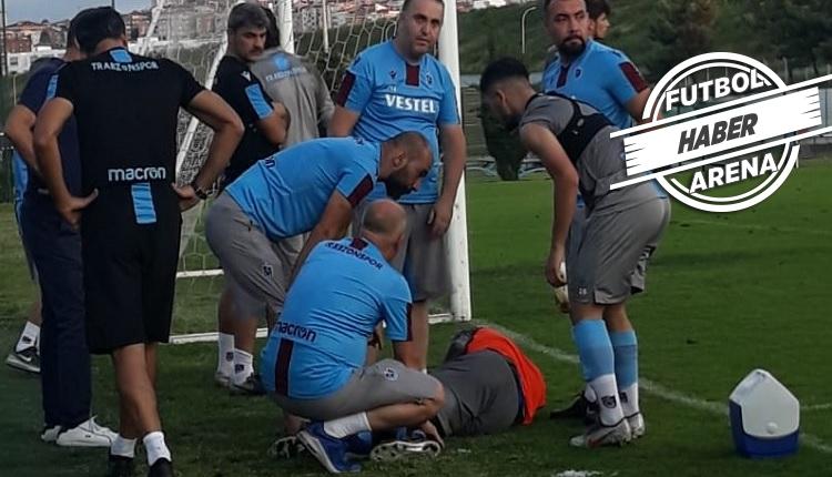 Trabzonspor'da Ekuban şoku! Ne zaman sahalara dönecek?