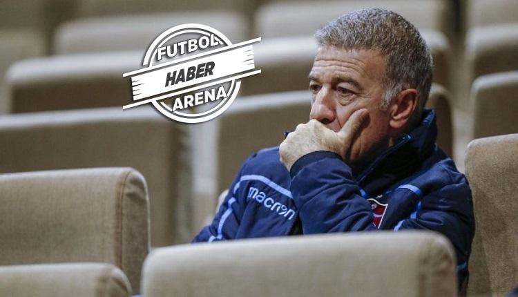 Trabzonspor'da kulüp doktoru değişti! Acil önlem
